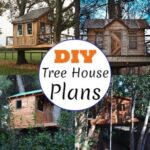 10 Free DIY Tree House Plans