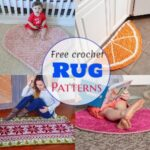 15 Free Crochet Rug Patterns For Every Room