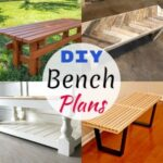 10 Free DIY Bench Plans And Ideas