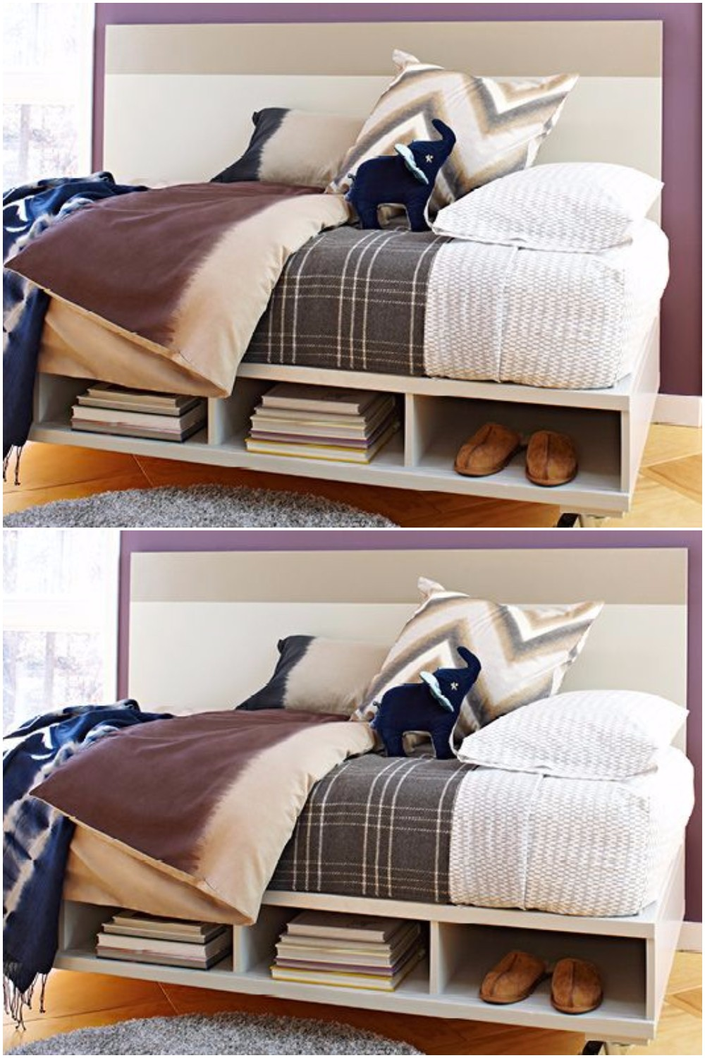 DIY Daybed and Headboard