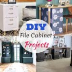 DIY File Cabinet Projects For Office