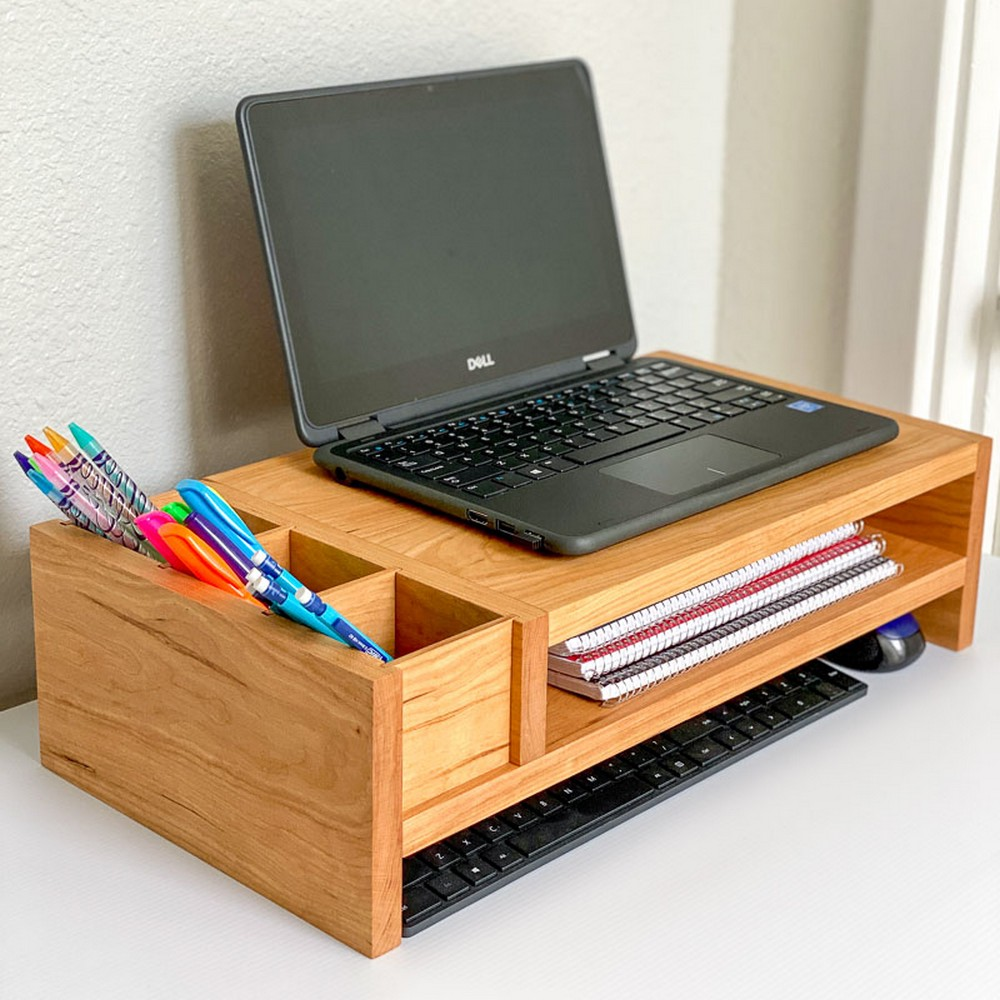 DIY Laptop Or Monitor Stand
