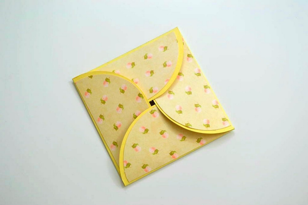 How To Make A Greeting Paper Card