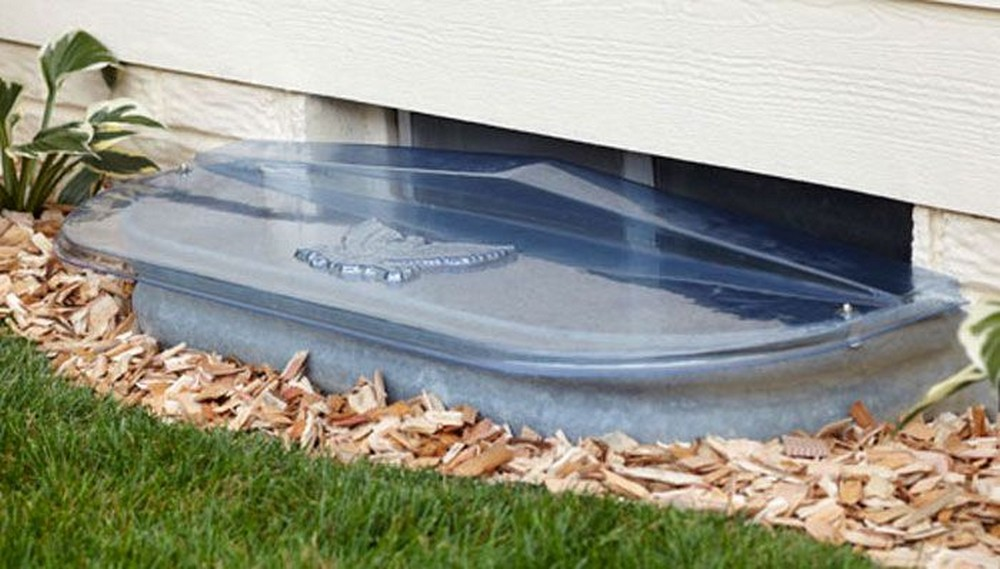 Install A Window Well Cover
