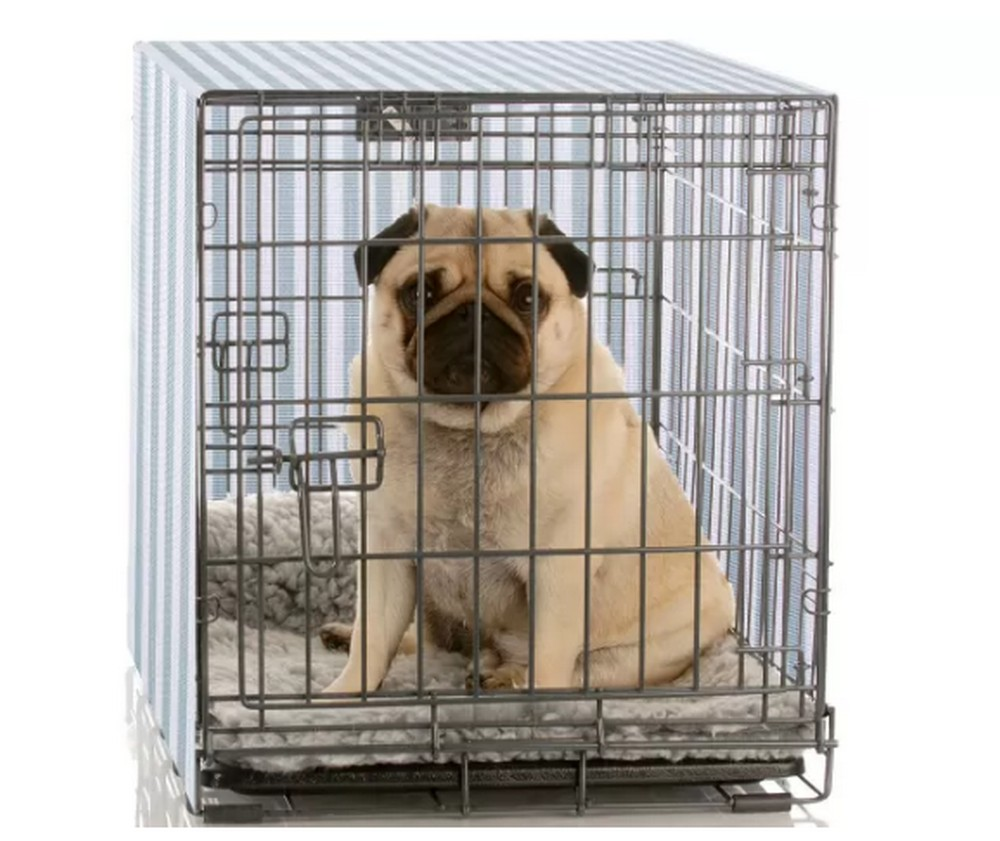 Make A Great Dog Crate Cover