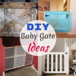 Fantastic Free DIY Baby Gate Ideas And Plans