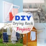 20 Functional DIY Drying Rack Projects