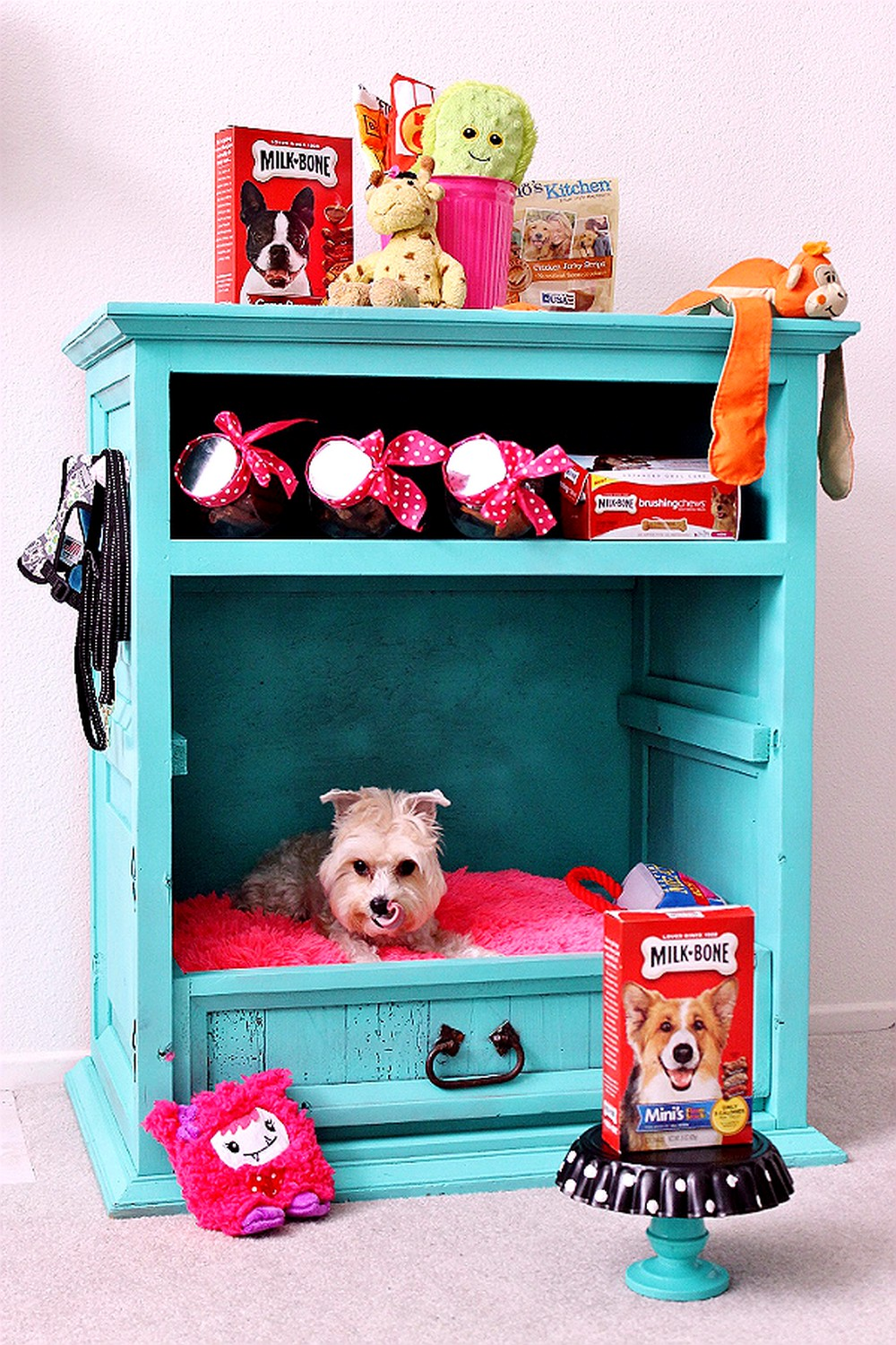 Dog Cabinet And Lounge