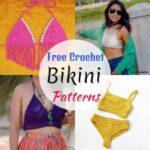 Free Crochet Bikini Patterns For Summer