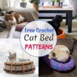 Cozy Free Crochet Cat Bed Patterns