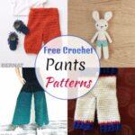 Free Crochet Pants Patterns For Unique Style
