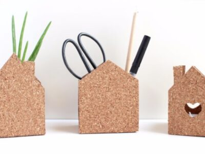 Creative DIY Pencil Holder Ideas