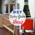 Unique DIY Baby Gate Plans And Ideas For Yours
