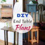 22 Fantastic DIY End Table Plans