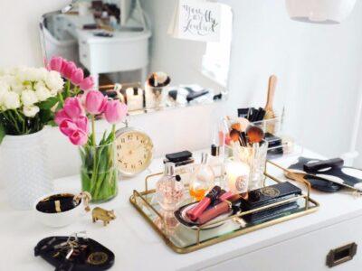 30 DIY Vanity Table Ideas That You Make Easily