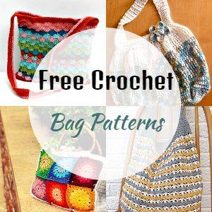 Creative Free Crochet Bag Patterns